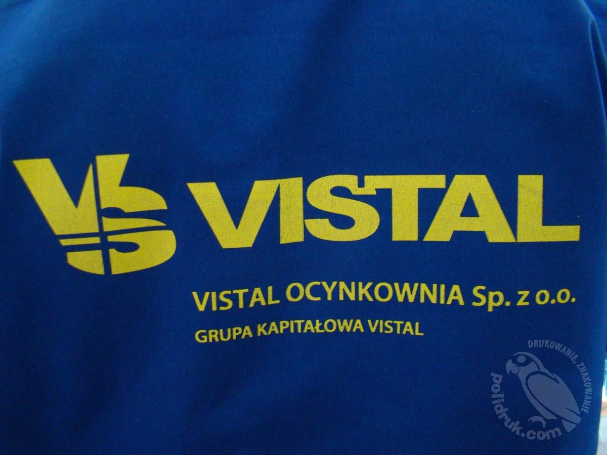 Koszulka z nadrukiem bezpośrednim DTG | polidruk.com