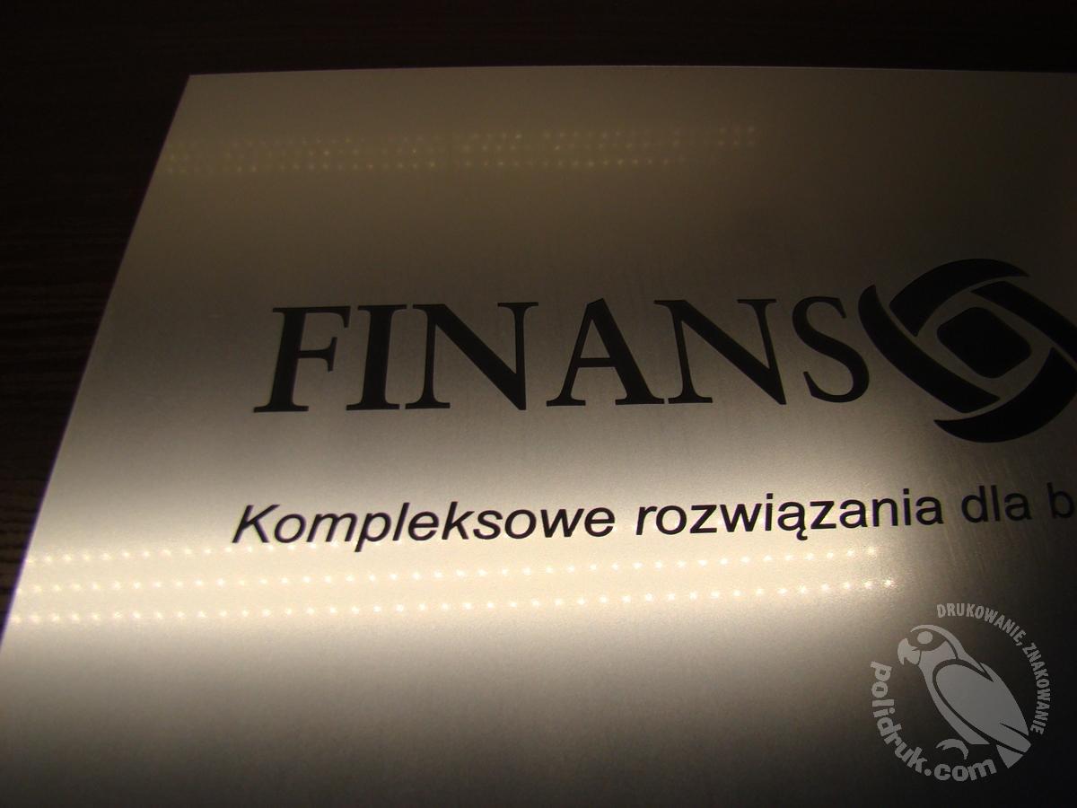 Grawerowanie laserem Gdańsk - lamianat | polidruk.com