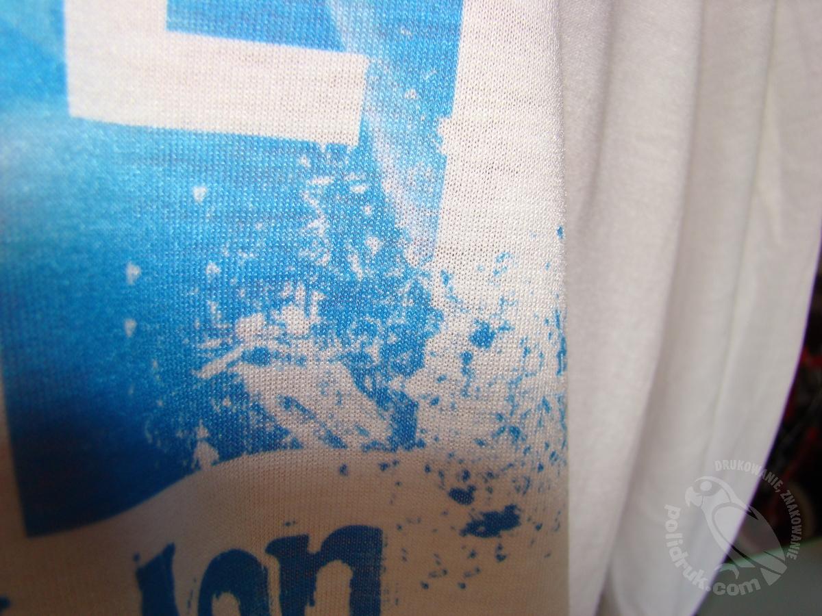 Sublimacja: trwały nadruk na odzieży technicznej