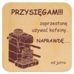 Podkładka pod kubek. WZÓR 017 | polidruk.com
