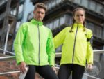 Odzież sportowa - kurtki o zwiększonej widoczności | polidruk.com