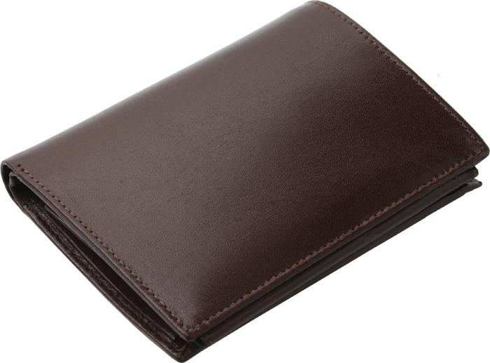 Portfel męski z dedykacją - brązowy